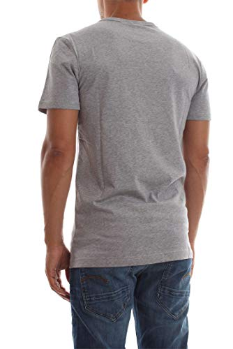 G Hombres Heather Tairi Grey Camisetas star q1xqwTgf