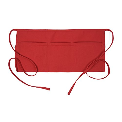 restaurant aprons with pockets - 3