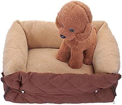 Watkings Pull Pet Nest Dog Sofa Cushion Cats Mattress Flip Autumn Winter Warm Bed Sofa Carpet Home