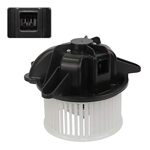 HVAC Heater A/C Blower Front Motor with Fan Cage Fits 4886150AA For Jeep Cherokee 1997-2001 Jeep Wrangler 1999-2002 / ZBN