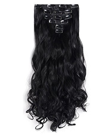 Kabello Synthetic Hair Extensions (Black)  Amazon.in  Beauty 0a0549926