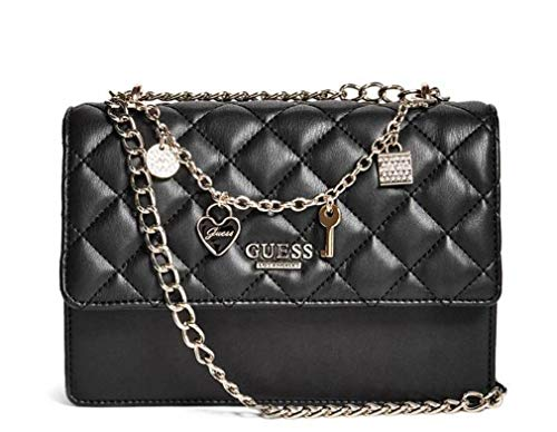 Guess Women's Charm Crossbody Cross-Body Bag Handbag ()