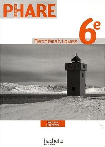 Mathématiques 6e : Livre du professeur pdf ebook