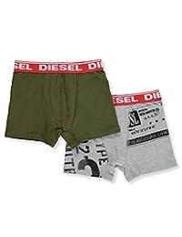 Diesel Big Boys' 2-Pack Boxer Briefs