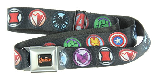 Icon Mens Belt Buckle - 7