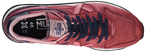Zapatillas Multicolor Unisex Munich Azul NOU Rojo Adulto 041 pUn554xz