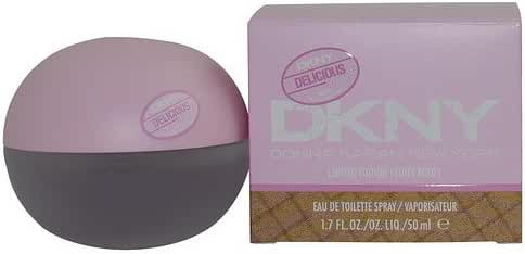 DKNY BE DELICIOUS DELIGHTS FRUITY ROOTY by Donna Karan EDT SPRAY 1.7 OZ for WOMEN ---(Package Of 2)