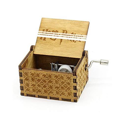 VDV Music Box - Two Colors Star Wars Music Box Game of Thrones Music Box Music Theme caixa de Musica a Birthday Present -