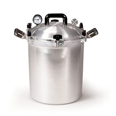 All American-Quart Pressure Cooker/Canner by Wisconsin Aluminum Foundry