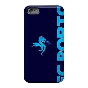 Apple Iphone 6 NrQ3793ymJS Customized High-definition Fc Porto Image High Quality Hard Phone Cases -JoannaVennettilli