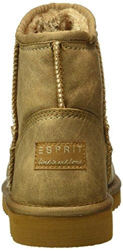 220 Souples Vintage Femme Uma Bottes Rust Brown Marron Esprit qxYvP6