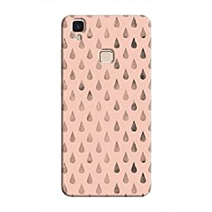 Cover It Up - Raindrops Pink V3 Max Hard Case