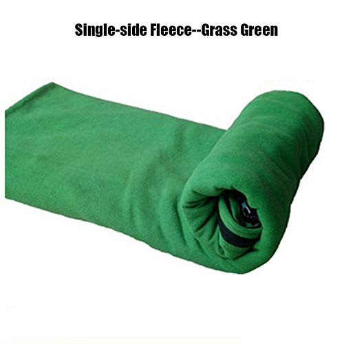 30100cb7be6 Amazon.com   SeedWorld Sleeping Bags - Tri - Polar Ultralight Single-Side  Fleece Sleeping Bag Portable Outdoor Camping Travel Warm Sleeping Bag Liner  1 PCs ...