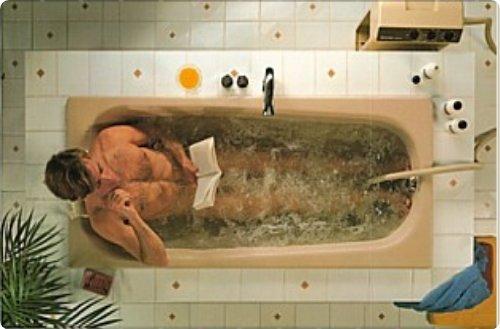 NATURAL HOME REMEDIES: Bubble bath tubs for mud bath, sitz bath ...