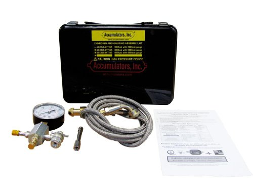 [해외]배터리 AI-CG3-3KT-SS 충전 키트, 3000 psi/Accumulators AI-CG3-3KT-SS Charging Kit, 3000 psi
