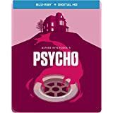 Psycho (1960) - Limited Edition Steelbook