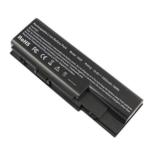 - High Performance Laptop Battery fit Gateway MDJ7820u Acer AS07B31 AS07B32 AS07B41 AS07B42 AS07B51 AS07B52 AS07B61 AS07B71 AS07B72, Aspire 5920 5315 5520 6930 7520 7720 - Long Life -Futurebatt