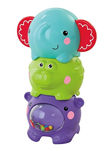 Fisher-Price Stackin' Sounds Animals -
