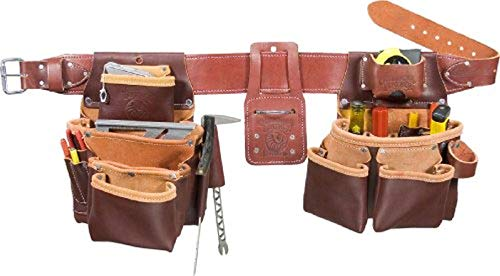 Occidental Leather 5089 M Seven Bag Framer