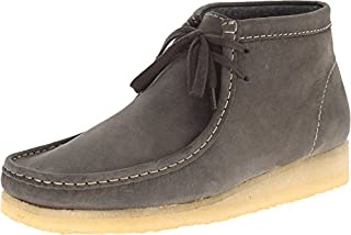 CLARKS Originals Men's Dark Green Leather Wallabee Boot 11.5 D(M) US (B00TY9C82G) | Amazon price tracker / tracking, Amazon price history charts, Amazon price watches, Amazon price drop alerts