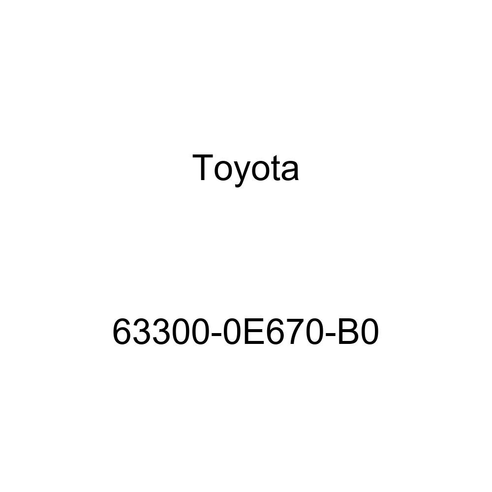 TOYOTA Genuine 63300-0E670-B0 Roof Headlining Assembly