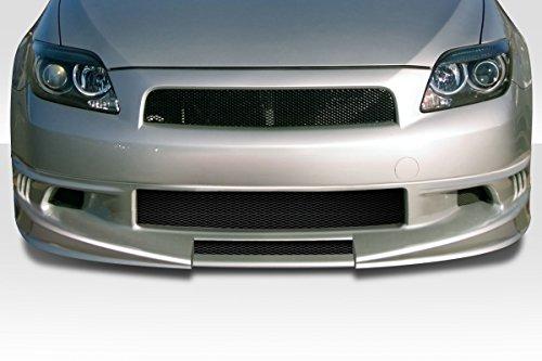 Duraflex Replacement for 2005-2010 Scion tC Racer Front Lip - 1 Piece