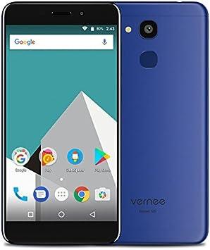 Vernee M5 - 5.2 pulgadas HD IPS Pantalla Android 7.0 4G Smartphone, Octa Core 1.5GHz 4GB RAM 64GB ROM, 6.9mm Ultra delgado y ligero textura de metal, 3300mAh batería: Amazon.es: Electrónica