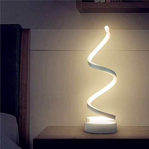 LED Desk Lamp with USB Charging Port-Vovomay Dimmable Eyecare Reading Lamp Folding Control Table Lamp,3 Levels Dimmer