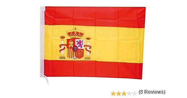 Verbetena - Bandera tela España, 60x90 cm (011200126): Amazon.es ...