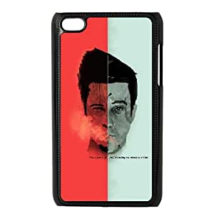 Fight Club Tyler Durden iPod Touch 4 Case Black DIY TOY xxy002_858445