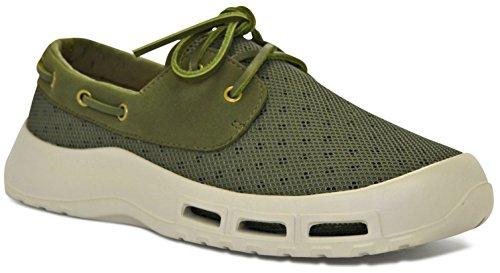SoftScience Fin Shoe - Men's Sage Green 8