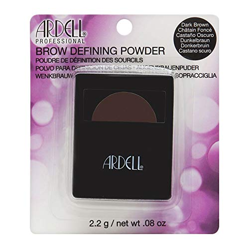 Ardell Eye Brow Eyebrow Defining Powder Dark Brown .08oz