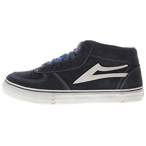 Lakai Men's Cairo Select Skate Shoe,Navy Suede,12 M US