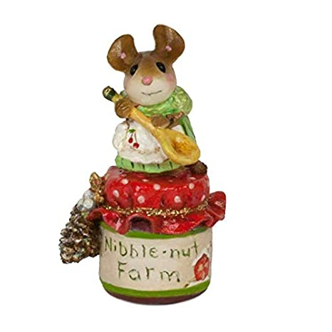 Christmas Jam 2019.Amazon Com Wee Forest Folk Tm 2a Li L Jar Of Christmas Jam
