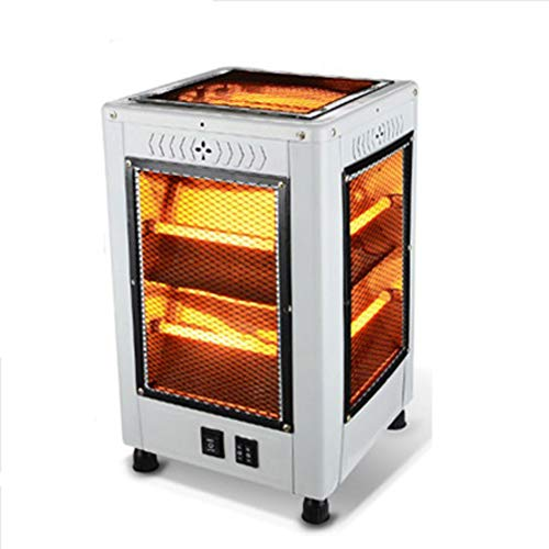Cheap DW&HX Infrared Quartz Space Heater Portable Electric Barbecue Quartz Heater Space Heater Fireplace Stove -C Black Friday & Cyber Monday 2019