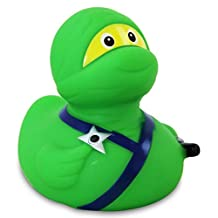 Rubber Duck Ninja green