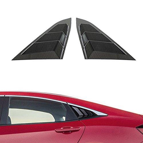 civic carbon fiber hood - 4