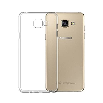 new style 209ce cbd41 for Samsung Galaxy a5 [2016] sm- a510 Soft Back case Cover Transparent  Clear Plain TPU