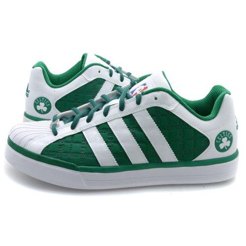 adidas Superstar Boston Celtics Grün Herren Schuhe