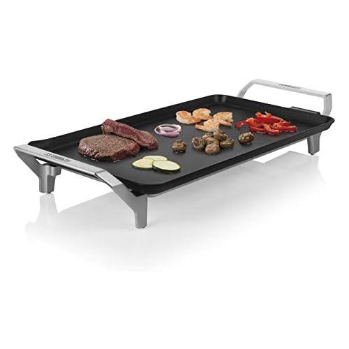chollos oferta descuentos barato Princess Table Chef Premium 103110 Plancha grande XL de gran potencia 46 x 26 cm
