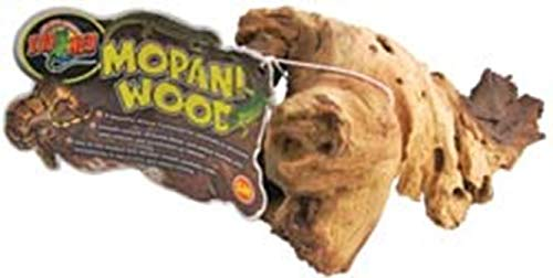 Zoo Med Laboratories AZMMAS Mopani Wood, Small, 6 to 8-Inch