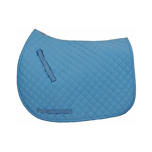 TuffRider Basic All Purpose Saddle Pad White>