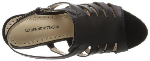 Black Womens Vittadini Womens Sandal Vittadini Footwear Senna Black Sandal Dress Dress Senna Adrienne Footwear Adrienne a6nfAwq