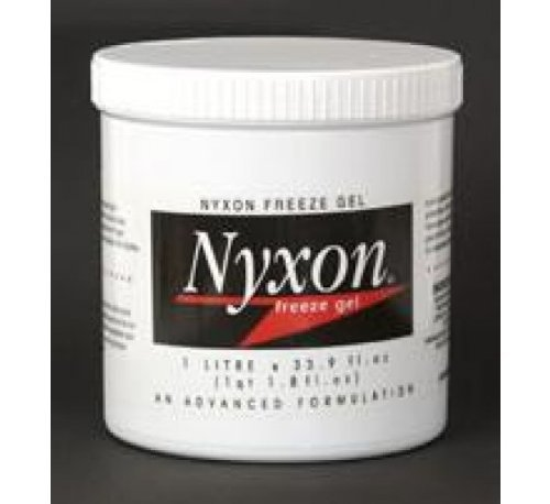 Nyxon Freeze Gel 1 Litre / 33.9 floz by Nyxon by Nyxon