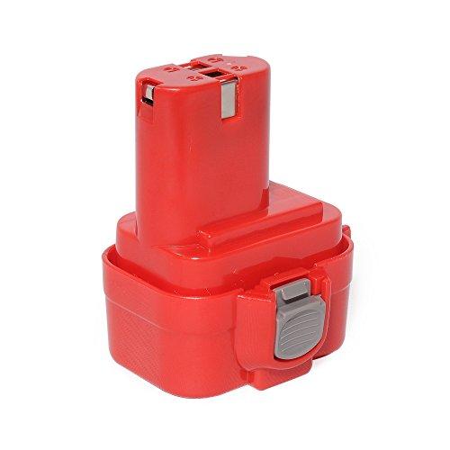 POWERAXIS 9120 9.6V 2000mAh Makita Battery Replacement fo...