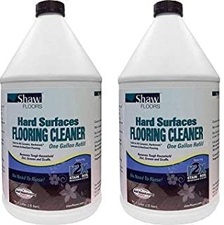 product image for Shaw Floors R2X Hard Surfaces Flooring Cleaner Ready to Use No Need to Rinse Refill 1 Gallon (2-(Pack))