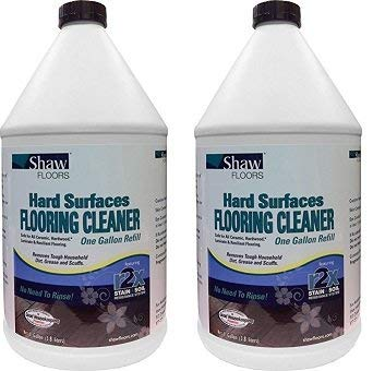 Shaw Hardwood - Shaw Floors R2X Hard Surfaces Flooring Cleaner Ready to Use No Need to Rinse Refill 1 Gallon (2-(Pack))