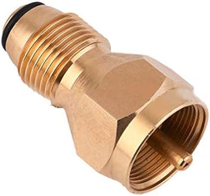 Adaptador de Recarga de propano LP Gas Cilindro de 1 LB ...