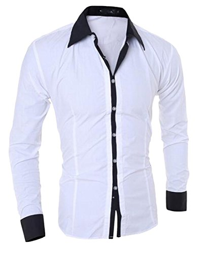 Generic Collision Color Button Shirt product image