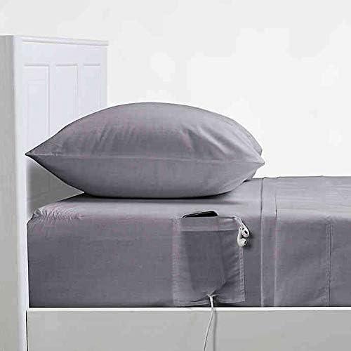 Amazon.com: Bed Bath & Beyond Campus Smart Cotton 250 THREAD COUNT